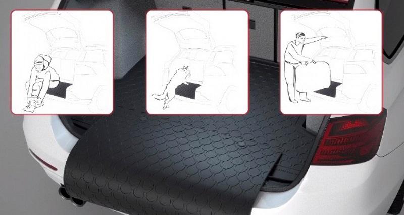 Autós csomagtartó szőnyeg