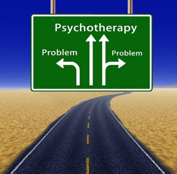 Távolról folytatott pszichoterápia
