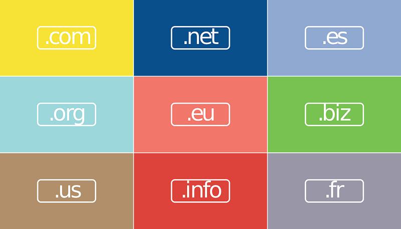 Domainek és webhelyek: Mi a különbség köztük?